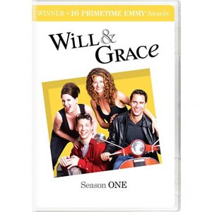 AU $28 BUY: Will & Grace - Season 1 on DVD in Australia