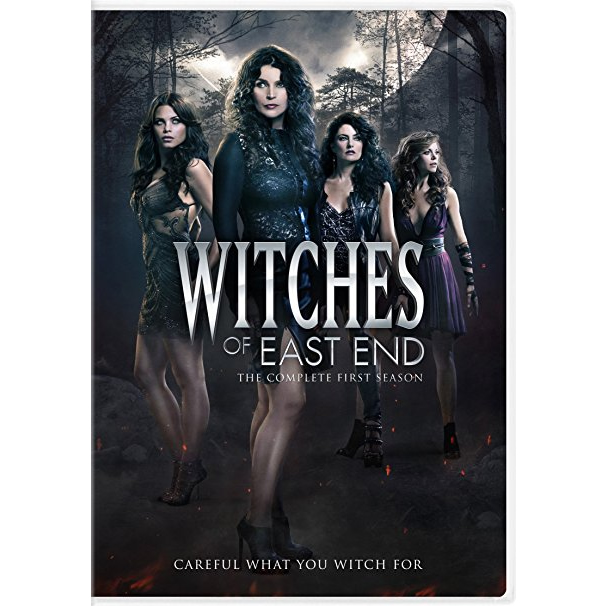 AU $24 BUY: Witches of East End - Season 1 on DVD in Australia