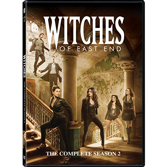 AU $26 BUY: Witches of East End - Season 2 on DVD in Australia