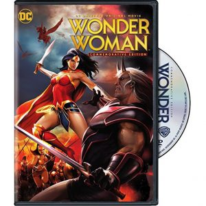AU $23 BUY: Wonder Woman: Commemorative Edition Animated DVD in Australia
