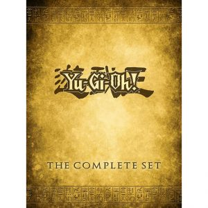 AU $106 BUY: Yu-Gi-Oh Complete Series on DVD in Australia