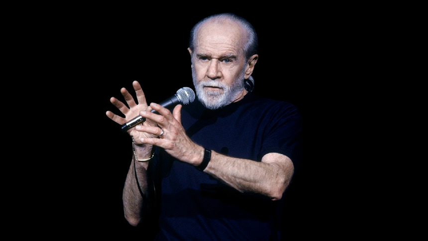 Best Comedy: George Carlin Complete Series Trailer Australia