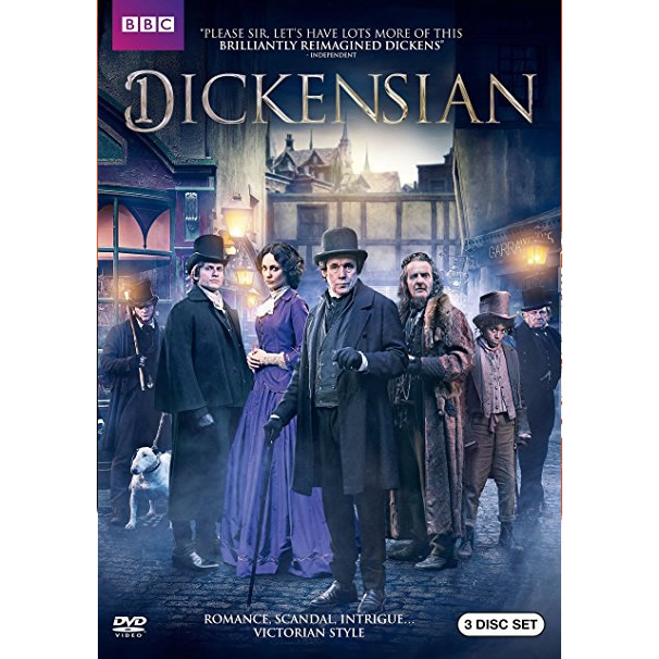 AU $30 BUY: Dickensian Animated DVD in Australia