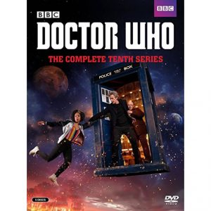 AU $35 BUY: DOCTOR WHO – SEASON 10 ON DVD IN AUSTRALIA