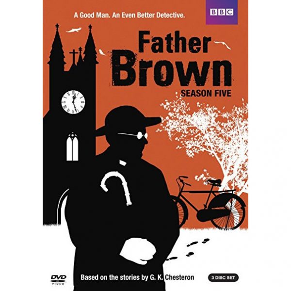 AU $28 BUY: Father Brown - Season 5 on DVD in Australia