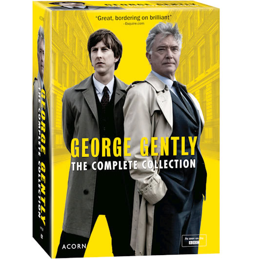 AU $85 BUY: George Gently Complete Series Seasons 1-8 on DVD in Australia