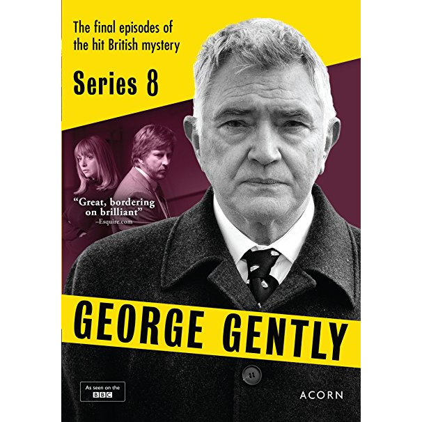 AU $28 BUY: George Gently - Season 8 on DVD in Australia