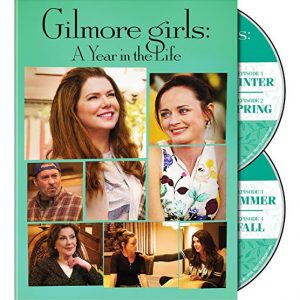 AU $22 BUY: Gilmore Girls: A Year In The Life - Season 1 on DVD in Australia