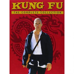 AU $75 BUY: Kung Fu Complete Series on DVD in Australia