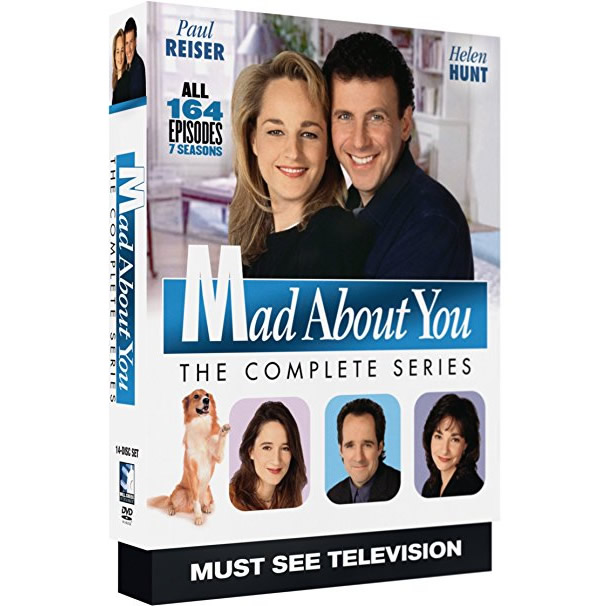 AU $60 BUY: Mad About You Complete Series on DVD in Australia