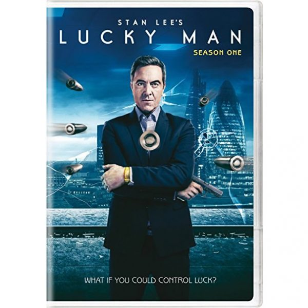 AU $28 BUY: Stan Lee's Lucky Man - Season 1 on DVD in Australia
