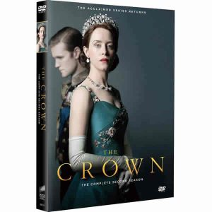 AU $30 BUY: The Crown - Season 2 on DVD in Australia