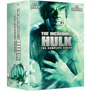 AU $85 BUY: The Incredible Hulk Complete Series on DVD in Australia