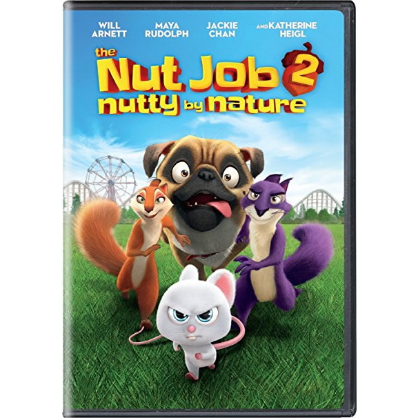 AU $20 BUY: The Nut Job 2: Nutty by Nature Animated DVD in Australia