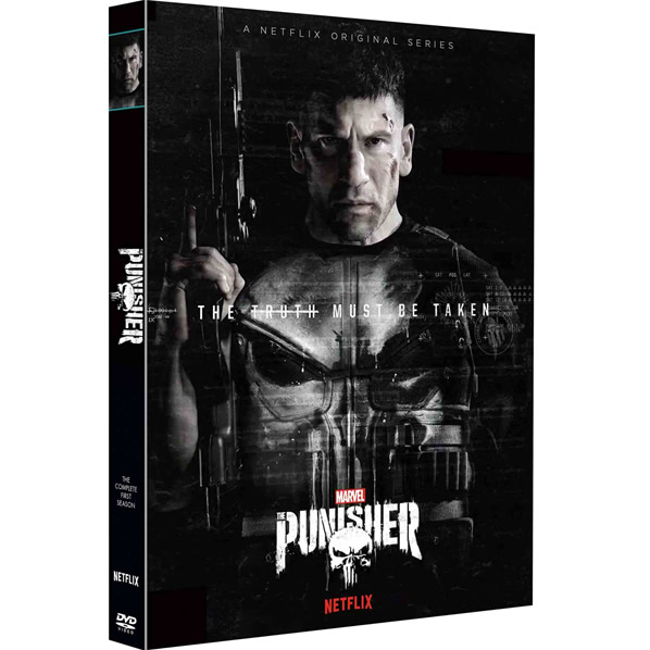AU $28 BUY: The Punisher - Season 1 on DVD in Australia