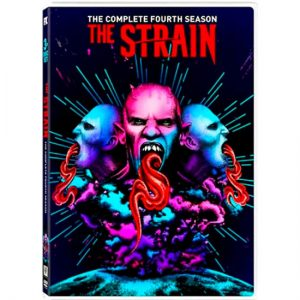 AU $30 BUY: The Strain - Season 4 on DVD in Australia