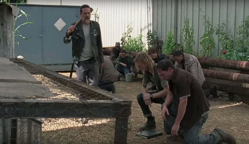 The Walking Dead Season 7 Trailer Australia
