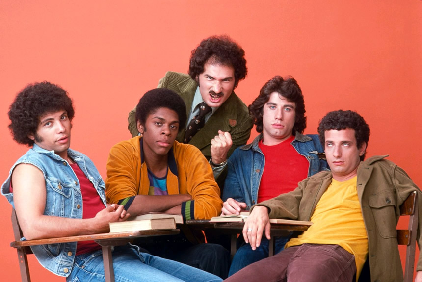 Welcome Back, Kotter Complete Series Trailer Australia