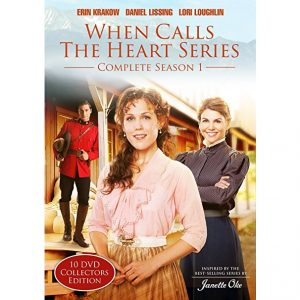 AU $38 BUY: When Calls the Heart - Season 1 on DVD in Australia