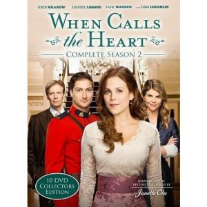AU $40 BUY: When Calls the Heart - Season 2 on DVD in Australia