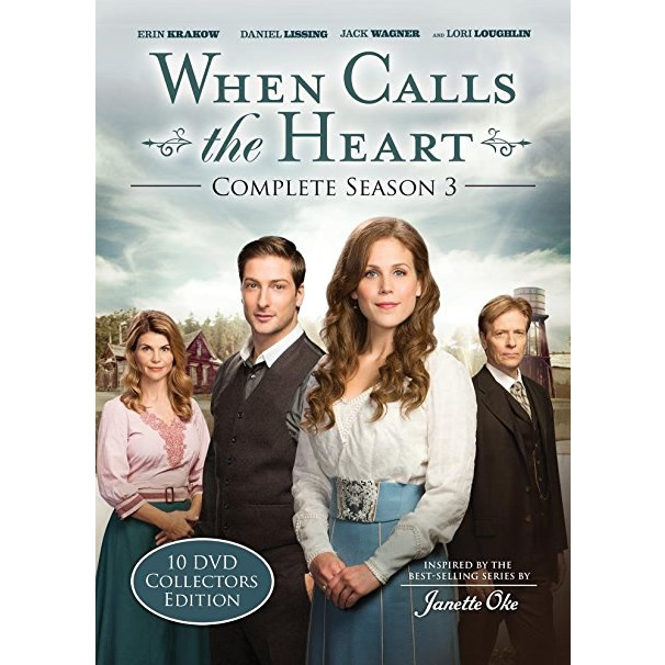 AU $42 BUY: When Calls the Heart - Season 3 on DVD in Australia