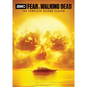 AU $28 BUY: Fear The Walking Dead - Season 2 on DVD in Australia