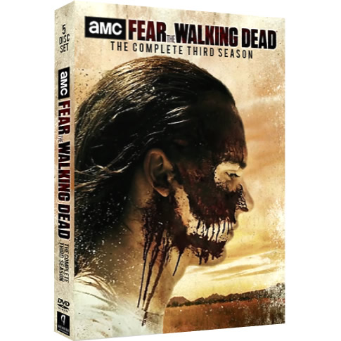 AU $30 BUY: Fear The Walking Dead - Season 3 on DVD in Australia