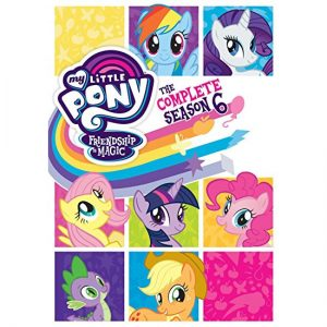 AU $29 BUY: My Little Pony Friendship Is Magic - Season 6 Animated DVD in Australia