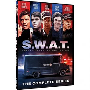 AU $32 BUY: S.W.A.T. Complete Series on DVD in Australia