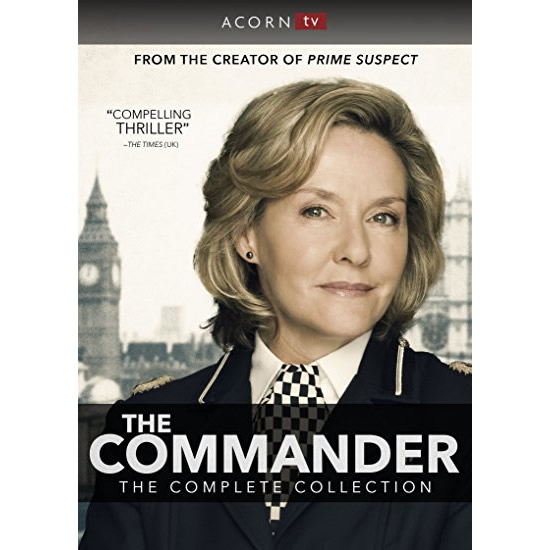 AU $48 BUY: The Commander Complete Series on DVD in Australia