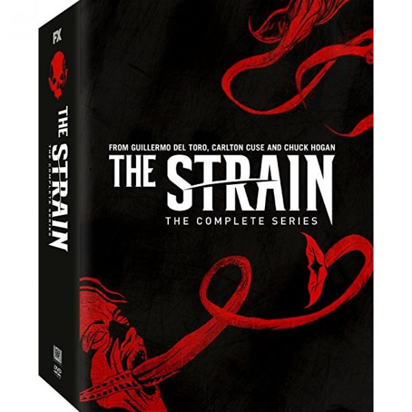 AU $72 BUY: The Strain Complete Series Seasons 1-4 on DVD in Australia