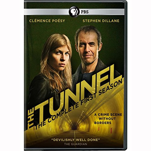AU $26 BUY: The Tunnel - Season 1 on DVD in Australia