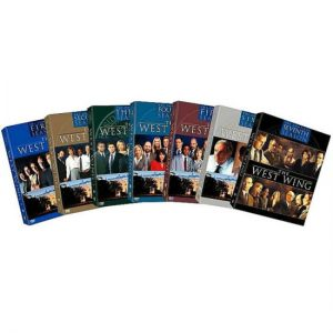 AU $160 BUY: The West Wing Complete Series Seasons 1-7 on DVD in Australia