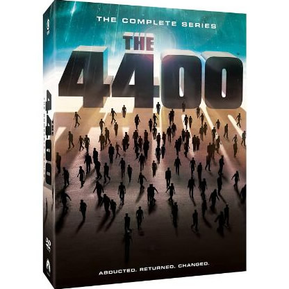 AU $74 BUY: 4400 Complete Series on DVD in Australia