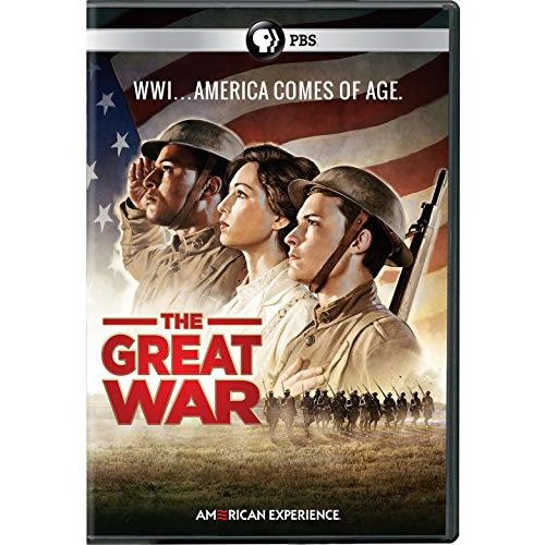 AU $26 BUY: American Experience: The Great War DVD in Australia