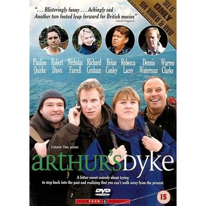 AU $22 BUY: Arthur's Dyke on DVD in Australia