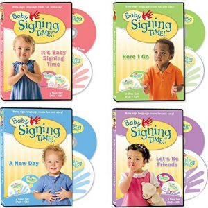 AU $58 BUY: Baby Signing Time Collection Animated DVD in Australia