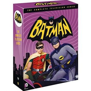 AU $82 BUY: Batman Complete Television Series on DVD in Australia