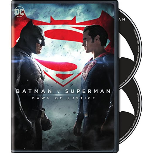 AU $23 BUY: Batman v Superman: Dawn Of Justice on DVD in Australia