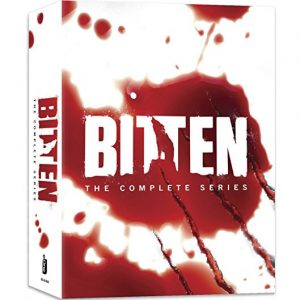 AU $48 BUY: Bitten Complete Series on DVD in Australia