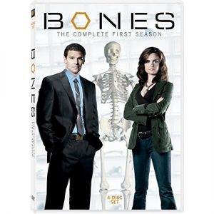 AU $22 BUY: Bones - Season 1 on DVD in Australia