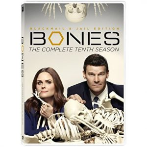 AU $28 BUY: Bones - Season 10 on DVD in Australia