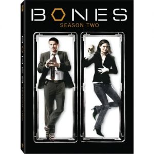 AU $28 BUY: Bones - Season 2 on DVD in Australia