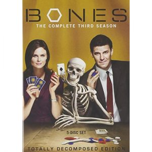 AU $24 BUY: Bones - Season 3 on DVD in Australia