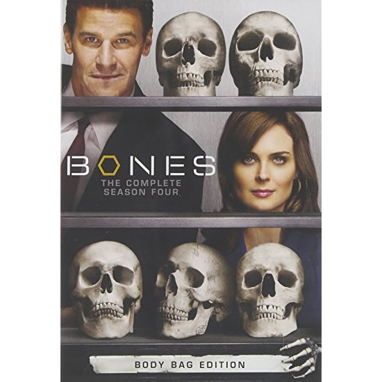 AU $30 BUY: Bones - Season 4 on DVD in Australia
