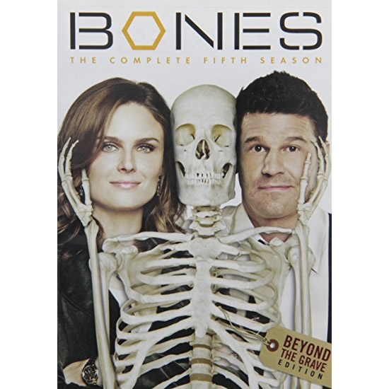 AU $28 BUY: Bones - Season 5 on DVD in Australia