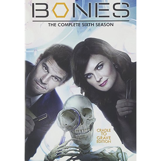 AU $28 BUY: Bones - Season 6 on DVD in Australia