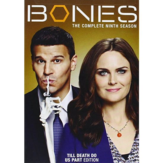 AU $28 BUY: Bones - Season 9 on DVD in Australia