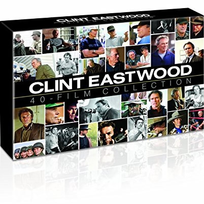AU $115 BUY: Clint Eastwood: 40-Film Collection on DVD in Australia