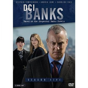 AU $28 BUY: DCI Banks - Season 5 on DVD in Australia